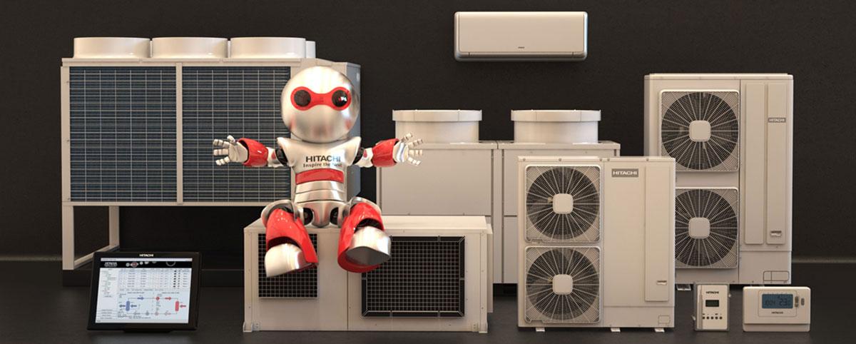 Klimatizacija in prezračevanje